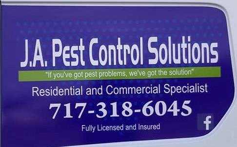 J.A. Pest Control Solutions
